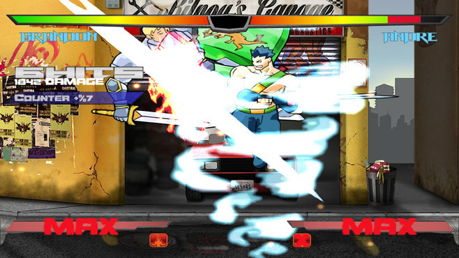 Slashers: The Power Battle Screenshot 5