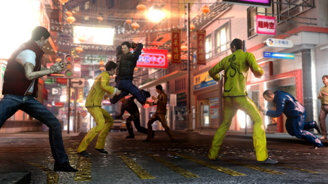 Sleeping Dogs: Definitive Edition Screenshot 1