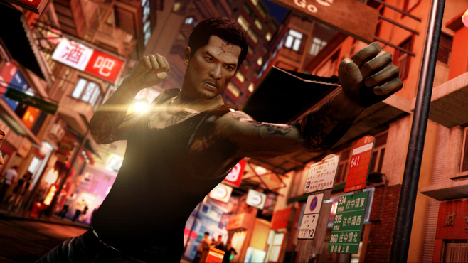 Sleeping Dogs: Definitive Edition Screenshot 3