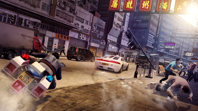Sleeping Dogs: Definitive Edition Screenshot 9