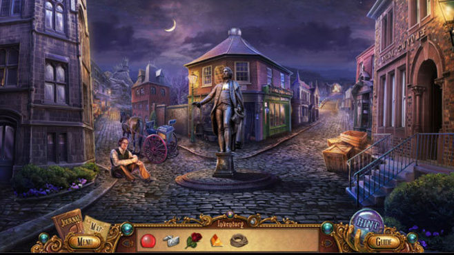 Small Town Terrors: Galdor's Bluff Collector's Edition Screenshot 1