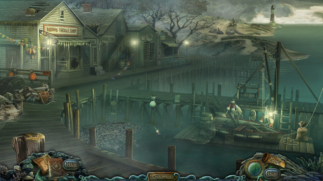 Small Town Terrors: Pilgrim's Hook Screenshot 3