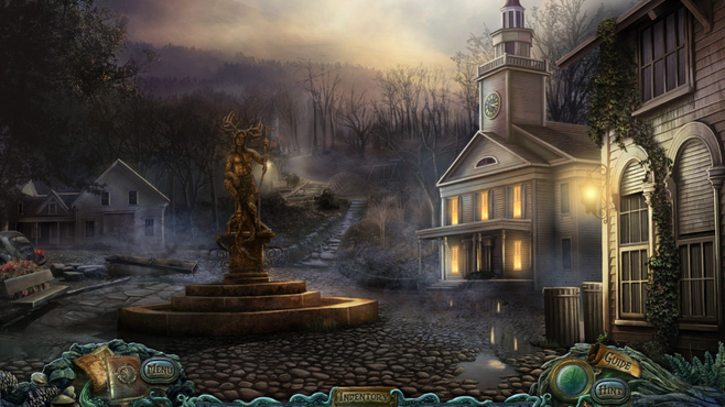 Small Town Terrors: Pilgrim's Hook Collector's Edition Screenshot 1