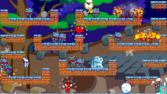 Snowy: The Bear's Adventures Screenshot 4