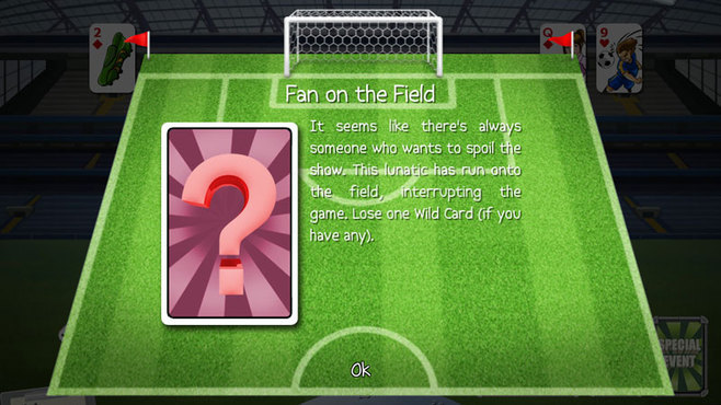 Soccer Cup Solitaire Screenshot 2