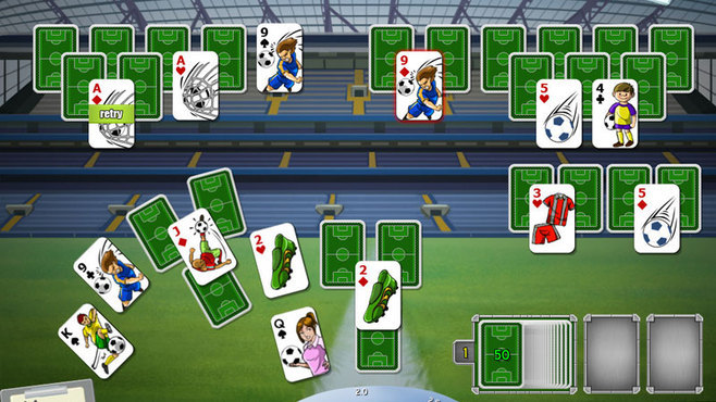 Soccer Cup Solitaire Screenshot 3