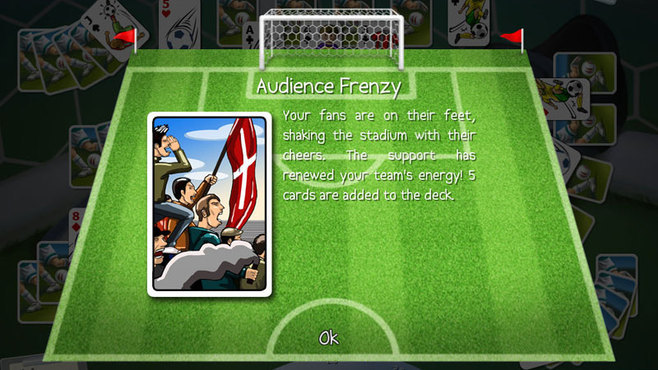 Soccer Cup Solitaire Screenshot 4