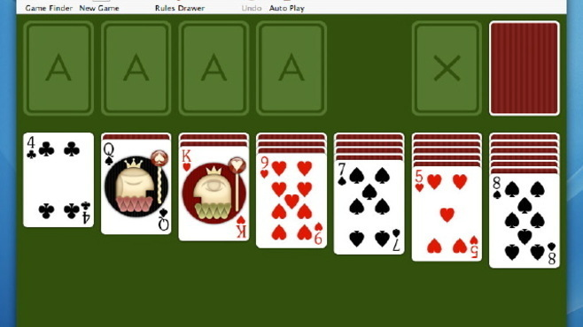 Solavant Solitaire Screenshot 1