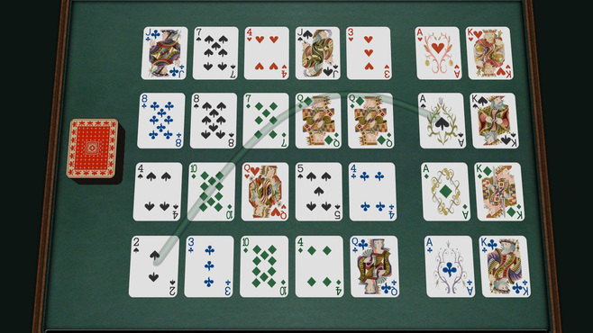 Solitaire 3D Screenshot 3