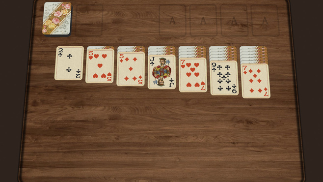 Solitaire 3D Screenshot 4