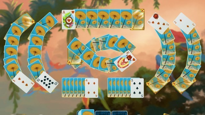 Solitaire Beach Season 2 Screenshot 5