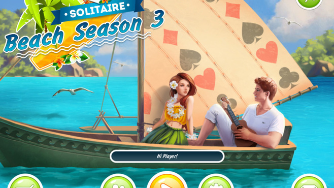 Solitaire Beach Season 3 Screenshot 1