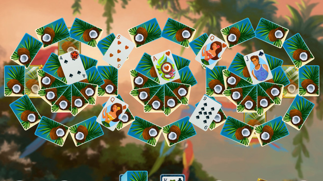 Solitaire Beach Season 3 Screenshot 2