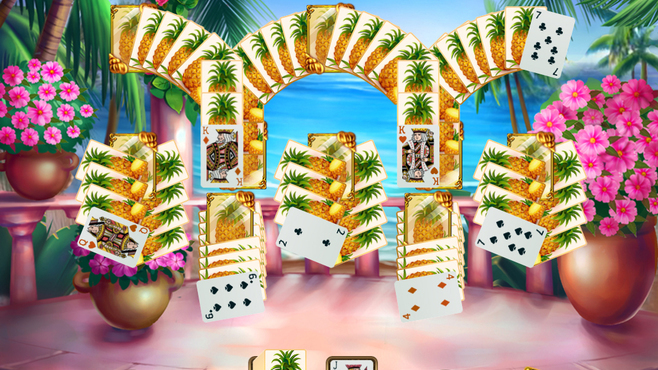 Solitaire Beach Season: Sounds of Waves Screenshot 5