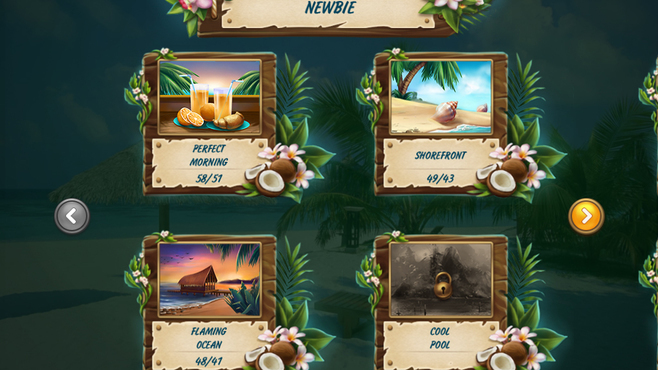Solitaire Beach Season: Sounds of Waves Screenshot 7