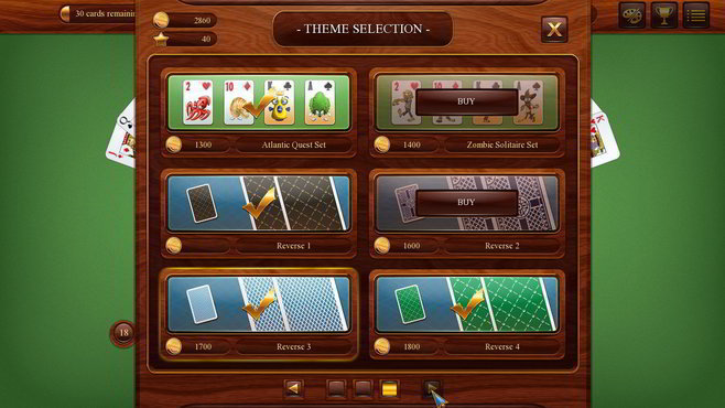 Solitaire Club Screenshot 3