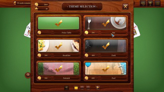 Solitaire Club Screenshot 4