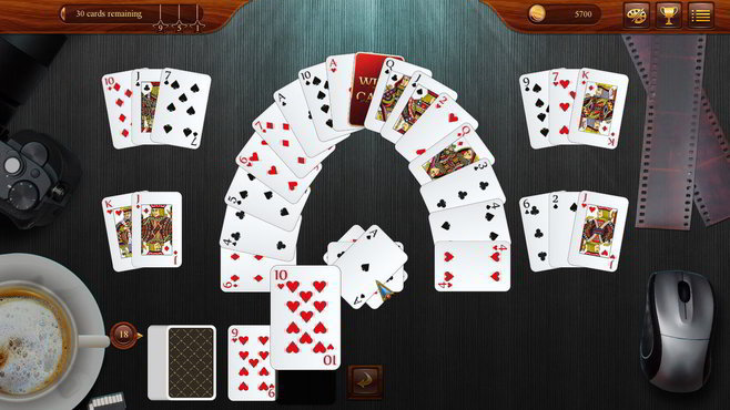 Solitaire Club Screenshot 2