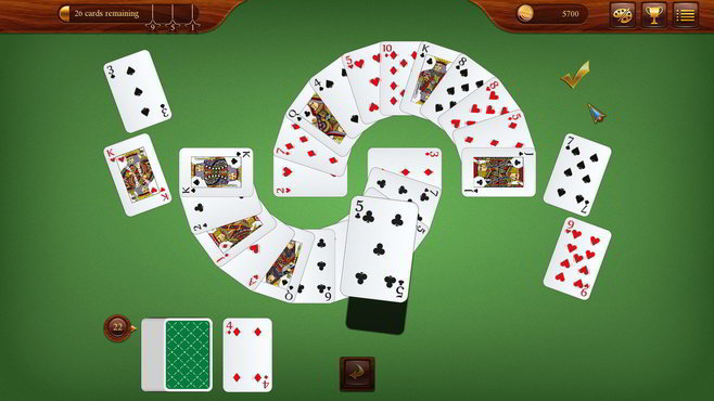 Solitaire Club Screenshot 1