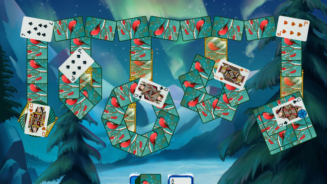 Solitaire Jack Frost Winter Adventures 2 Screenshot 3