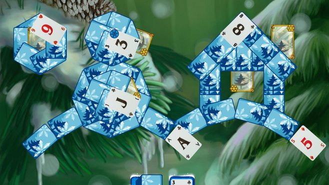 Solitaire Jack Frost Winter Adventures 2 Screenshot 7