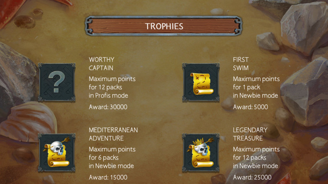 Solitaire Legend Of The Pirates 2 Screenshot 4