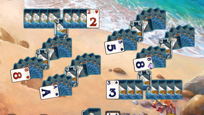 Solitaire Legend Of The Pirates 2 Screenshot 5