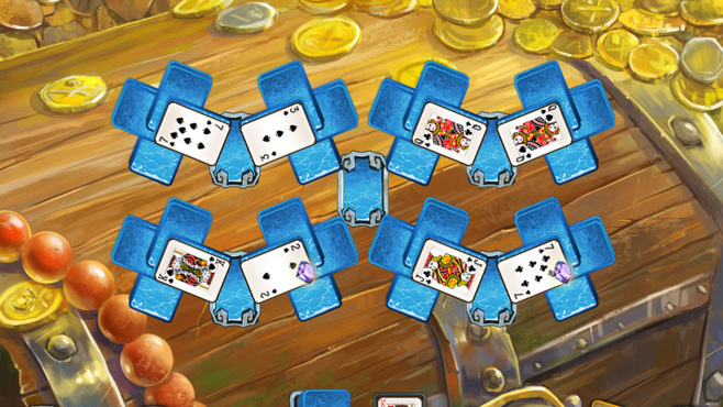 Solitaire Legend Of The Pirates 2 Screenshot 7