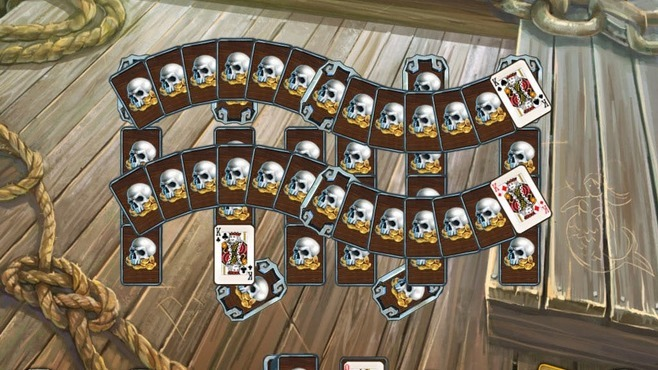Solitaire Legend of the Pirates 3 Screenshot 5