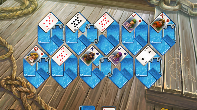 Solitaire Legend Of The Pirates Screenshot 7