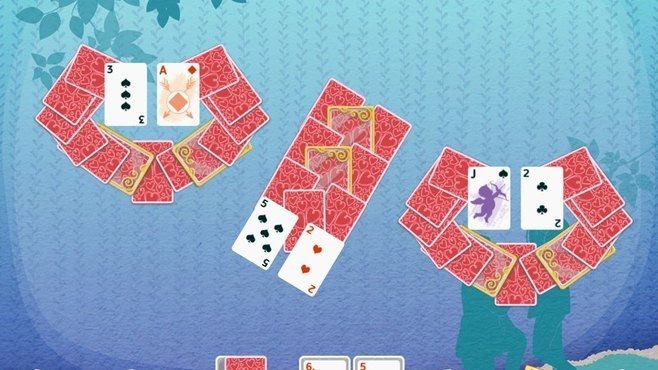 Solitaire Match 2 Cards Valentines Day Screenshot 3