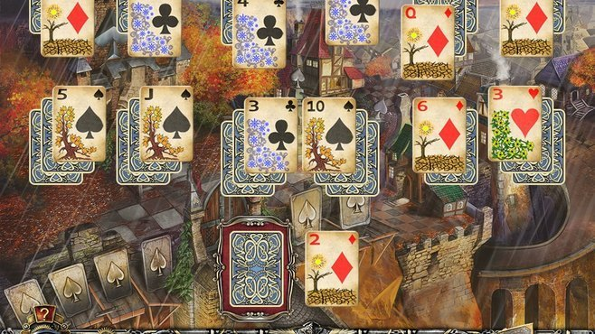 Solitaire Mystery: Four Seasons Screenshot 5