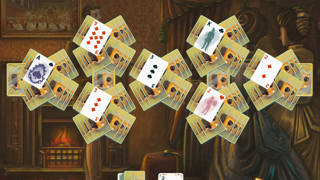 Solitaire Victorian Picnic 2 Screenshot 7