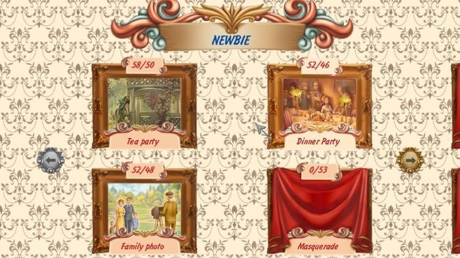 Solitaire: Victorian Picnic Screenshot 2