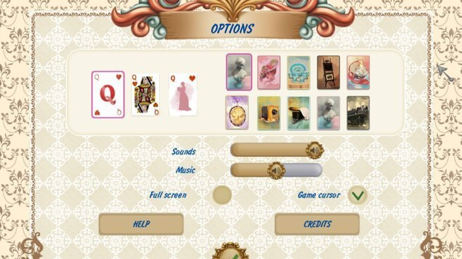 Solitaire: Victorian Picnic Screenshot 4