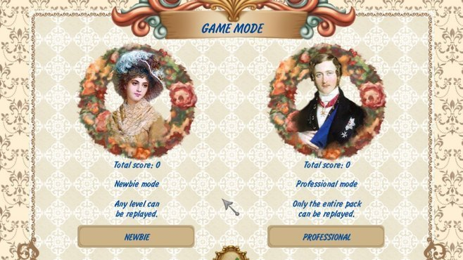 Solitaire: Victorian Picnic Screenshot 6