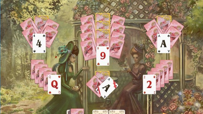 Solitaire: Victorian Picnic Screenshot 7