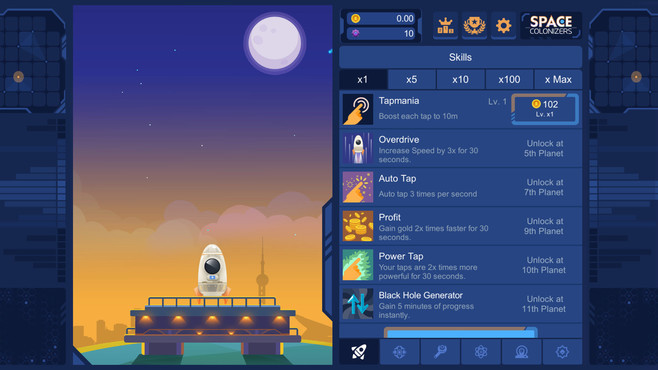 Space Colonizers Screenshot 6