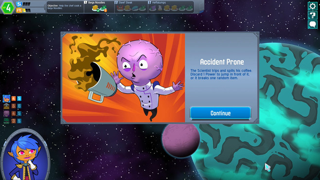 Space Food Truck Screenshot 3