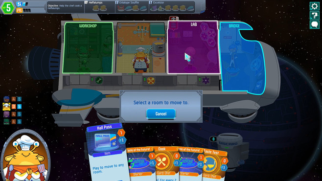Space Food Truck Screenshot 5