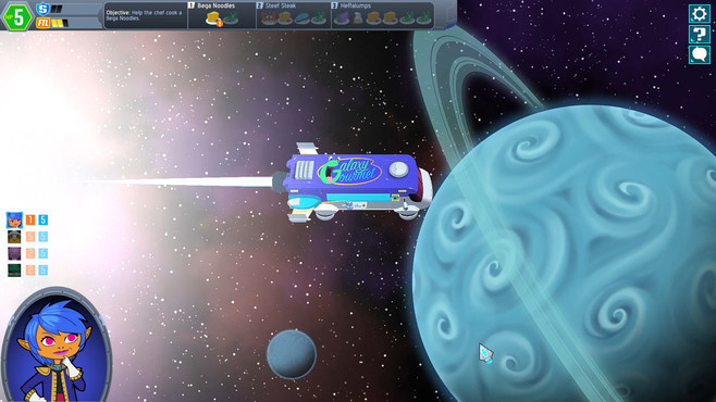 Space Food Truck Screenshot 6