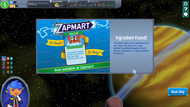 Space Food Truck Screenshot 8