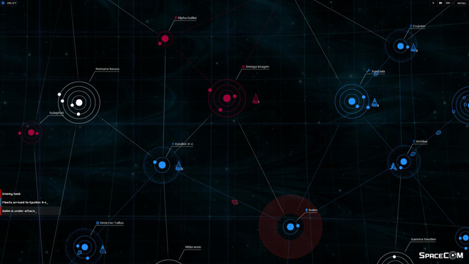 SPACECOM Screenshot 1