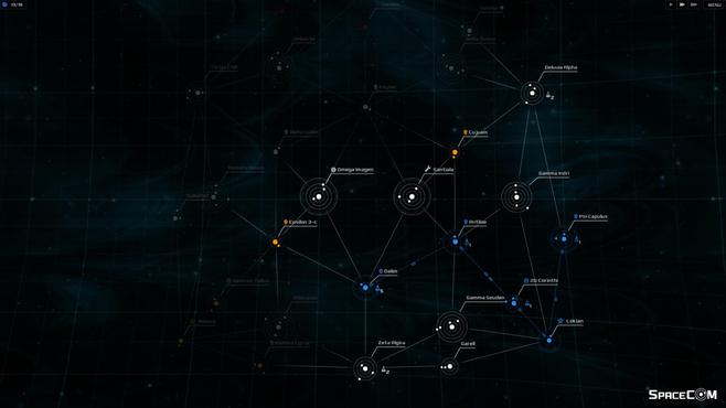 SPACECOM Screenshot 5