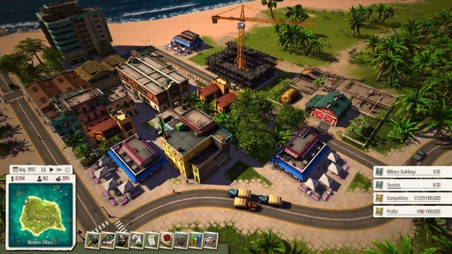Tropico 5: Joint Venture DLC Screenshot 4