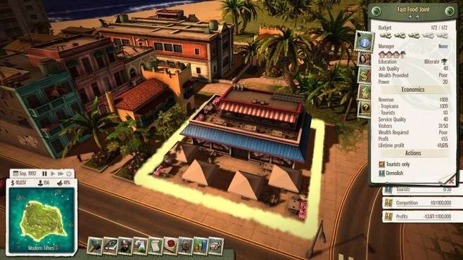 Tropico 5: Joint Venture DLC Screenshot 5