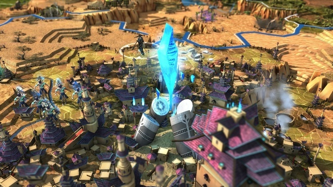 Endless Legend - Guardians DLC Screenshot 6