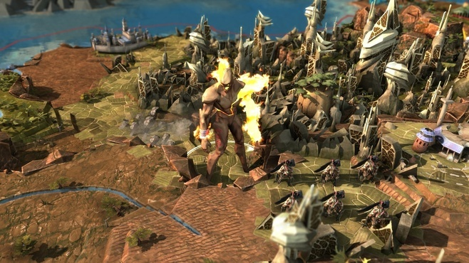 Endless Legend - Guardians DLC Screenshot 8