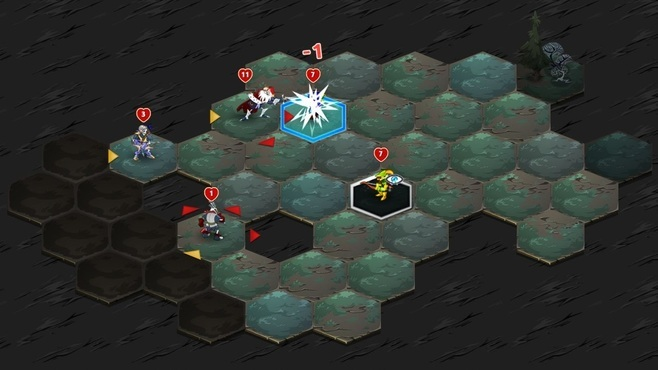 Crowntakers: Undead Undertakings DLC Screenshot 3