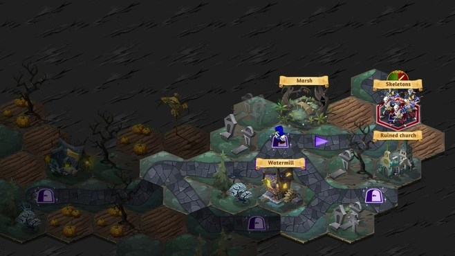 Crowntakers: Undead Undertakings DLC Screenshot 5